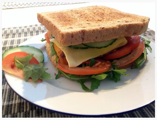 backfisch sandwich. Black Bedroom Furniture Sets. Home Design Ideas
