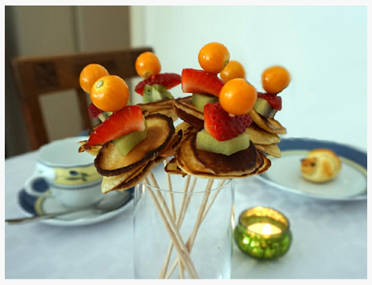 Pancake Sticks
